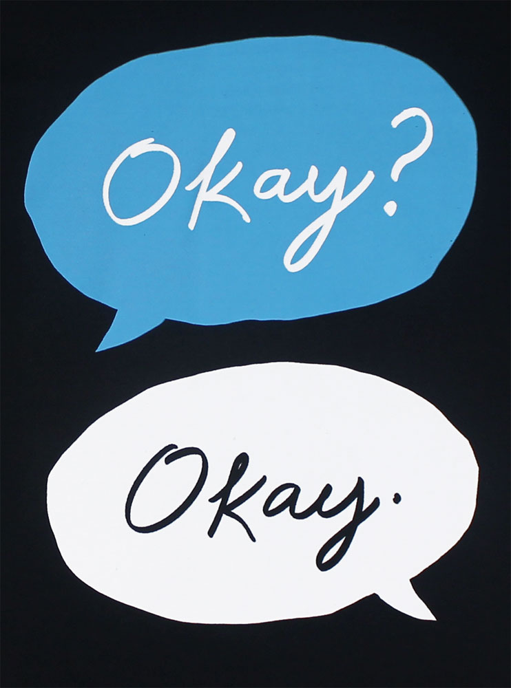 Okay? Okay. - The Fault In Our Stars T-shirt