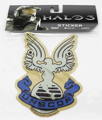 UNSCDF - Halo Sticker