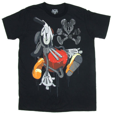 Acid Drip - Bloc 28 - Disney Sheer T-shirt