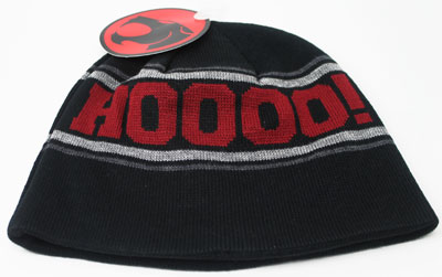 Hoooo! - Thundercats Reversible Knit Hat