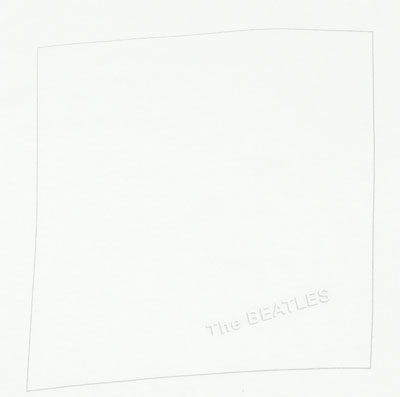 White Album - Beatles T-shirt