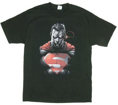 Charging Heat Vision - Superman - DC Comics T-shirt