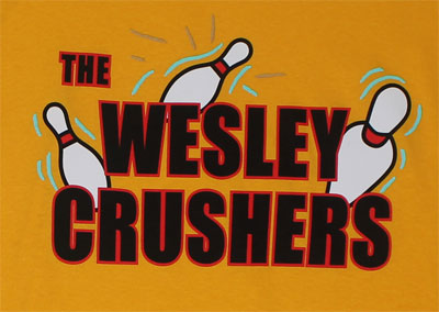 Wesley Crushers - Big Bang Theory T-shirt