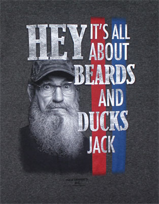 Beards And Ducks - Duck Dynasty T-shirt