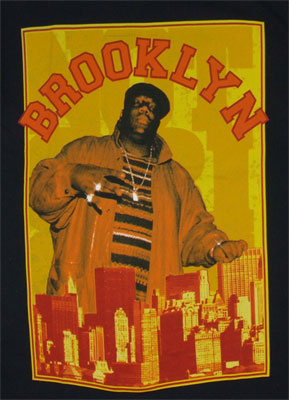 Brooklyn - Notorious B.I.G. T-shirt