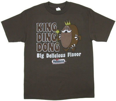 King Ding Dong - Hostess T-shirt