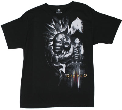 Big Tyrael - Diablo III T-shirt