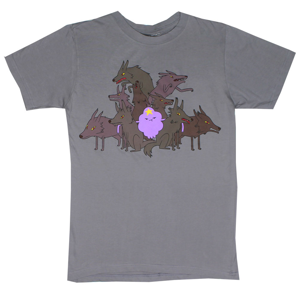 LSP Wolves - Adventure Time Sheer T-shirt