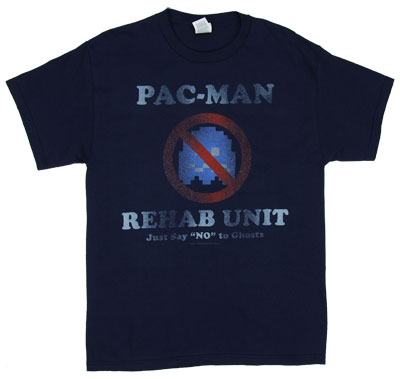 Pac-Man Rehab Unit - Pac-Man T-shirt