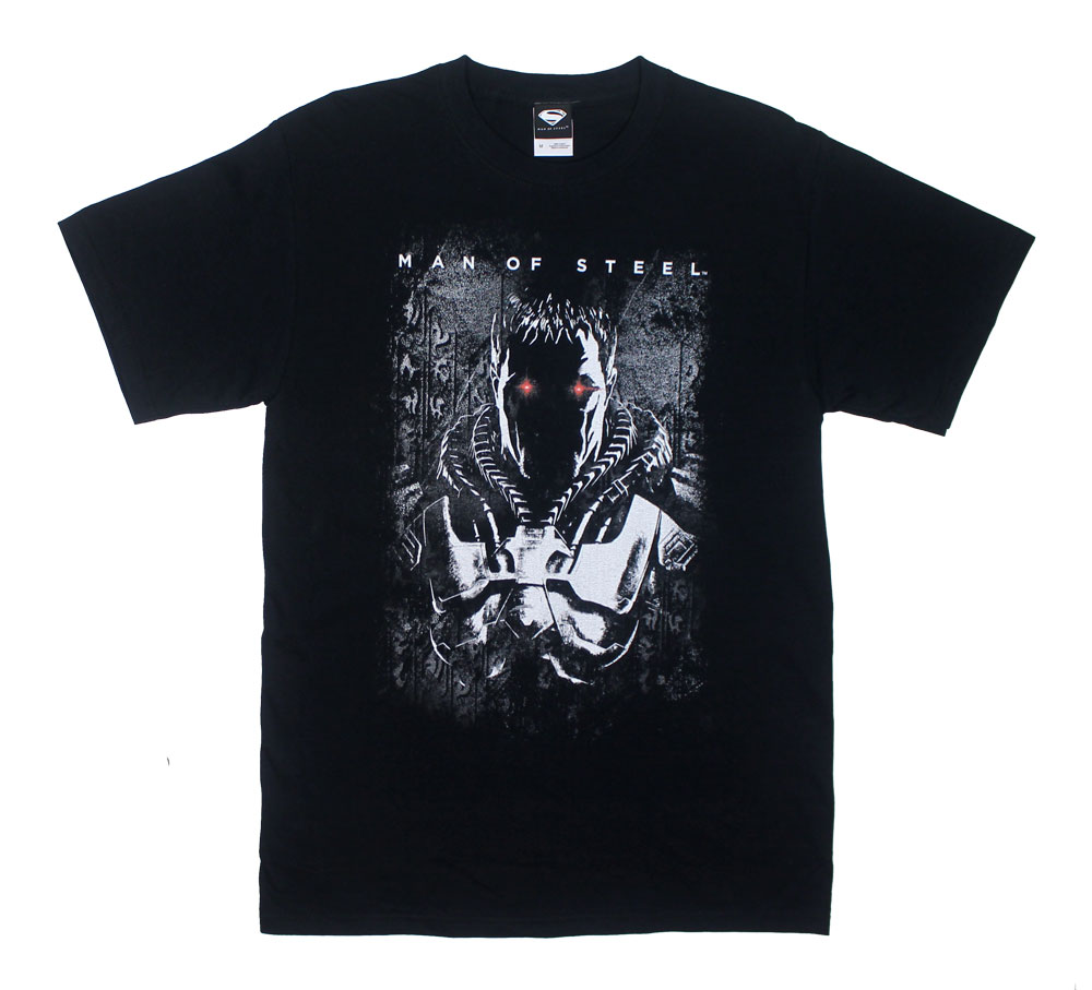 Zod Eyes - Man Of Steel T-shirt