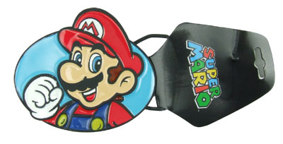 Mario - Nintendo Belt Buckle