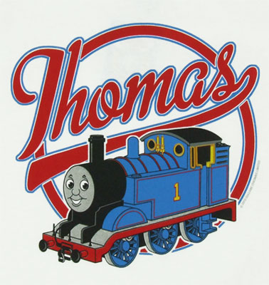 Thomas Circle - Thomas The Tank Engine Juvenile And Toddler T-shirt