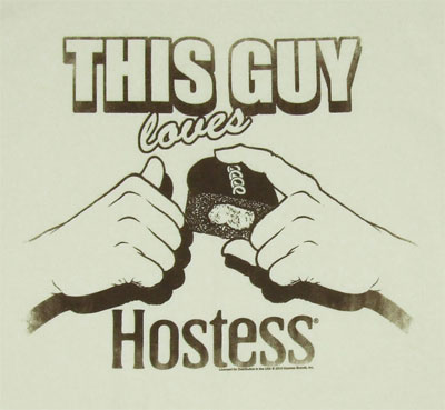 This Guy Loves Hostess - Hostess T-shirt