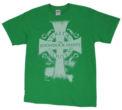 Veritas Aequitas - Boondock Saints Tshirt