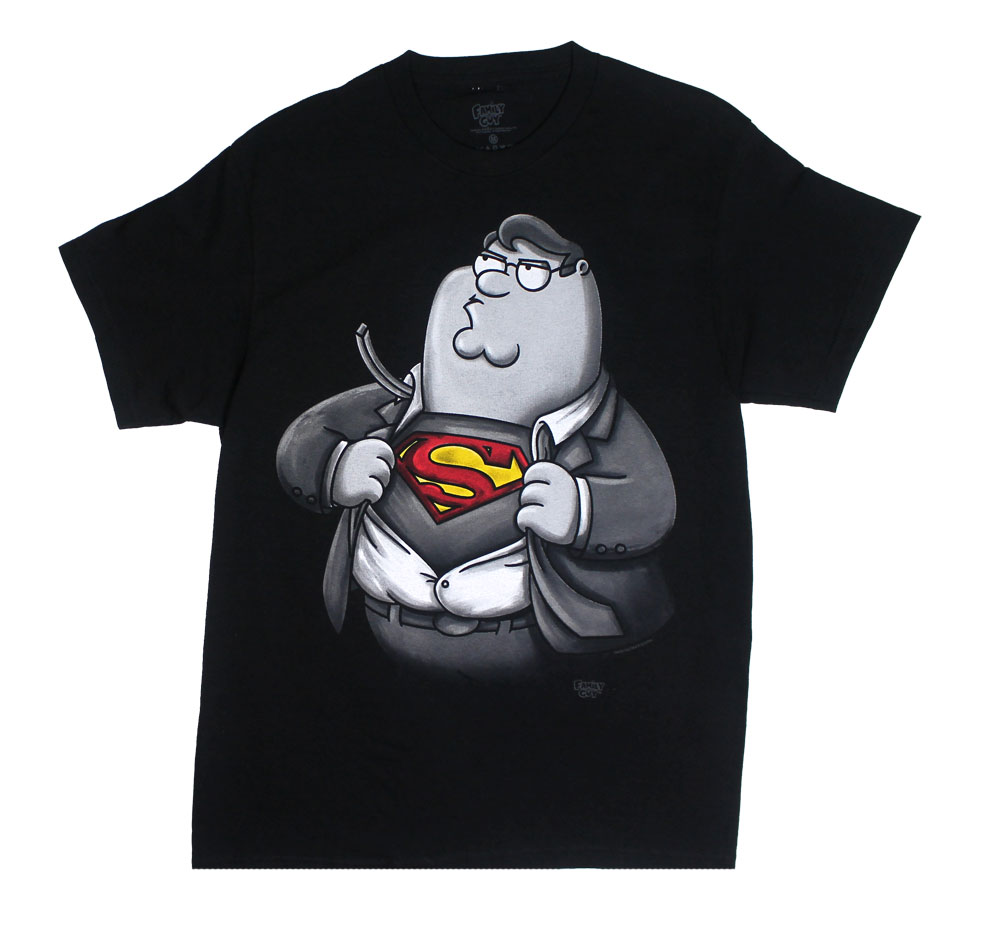 Peter Kent - Family Guy T-shirt