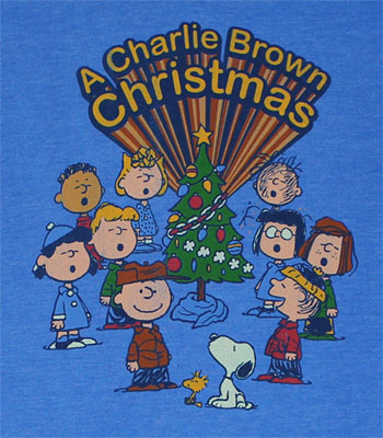 A Charlie Brown Christmas - Peanuts Sheer T-shirt
