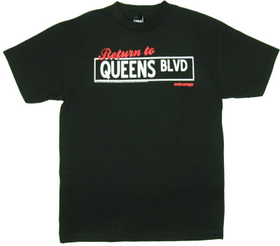 Return To Queens Blvd - Entourage T-shirt