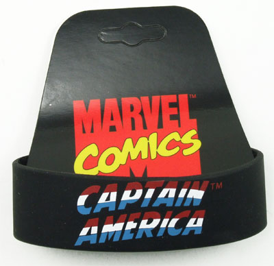 Captain America - Marvel Comics Wristband