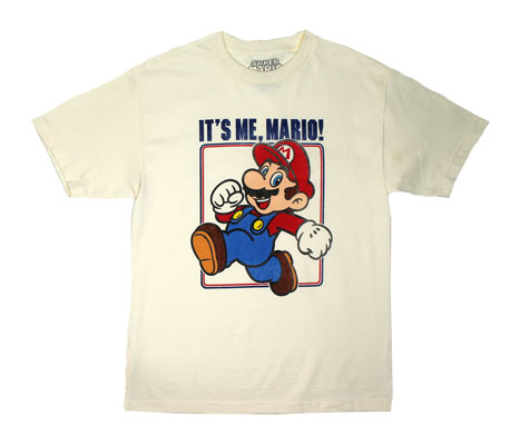 It's Me, Mario! - Nintendo T-shirt