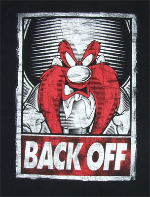 Back Off - Looney Tunes T-shirt