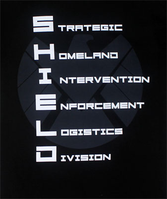 What We Stand For - Agents Of S.H.I.E.L.D. T-shirt