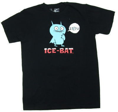 Ice-Bat - Ugly Doll Sheer T-shirt