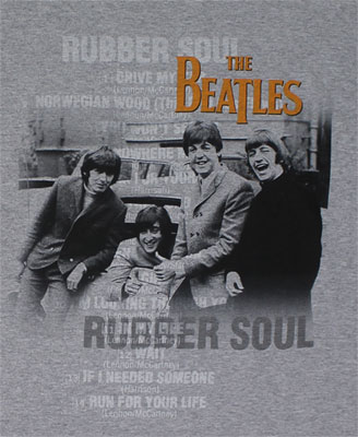 Rubber Soul - Beatles T-shirt