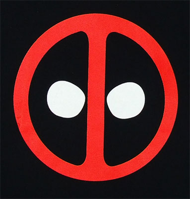 Deadpool Logo - Marvel Comics T-shirt