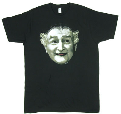 Grandpa Head - The Munsters Sheer T-shirt