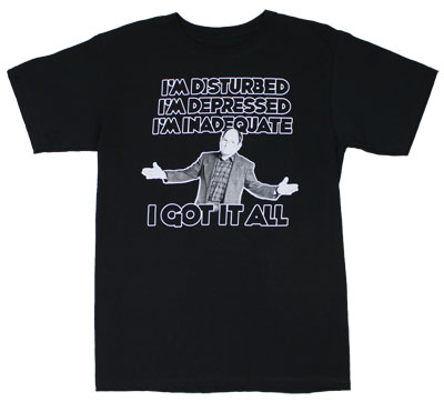 I Got It All - Seinfeld T-shirt