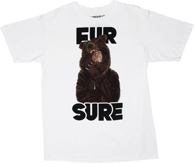 Fur Sure - Workaholics T-shirt