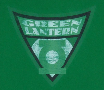 Green Lantern Shield - Batman The Brave And The Bold T-Shirt