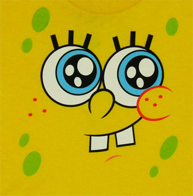 Mischief - Spongebob Squarepants Toddler T-shirt