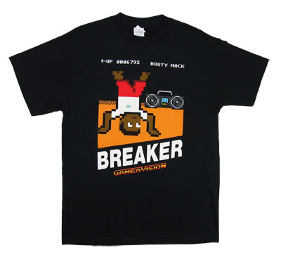 Breaker - Code Monkeys T-shirt