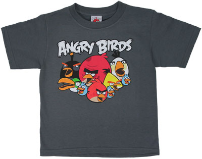 Grumbles - Angry Birds Juvenile T-shirt