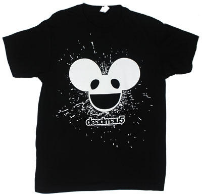 Deadmau5 Logo (Glow In The Dark) - Dead