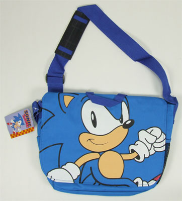 Sonic The Hedgehog Messenger Bag