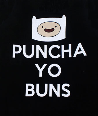 Puncha Yo Buns - Adventure Time Tank Top