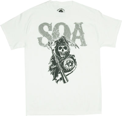 SOA - Sons Of Anarchy T-shirt