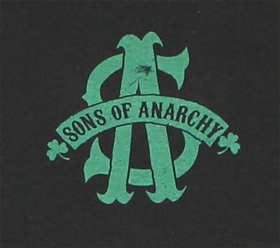 SOA Ireland - Sons Of Anarchy Tank Top