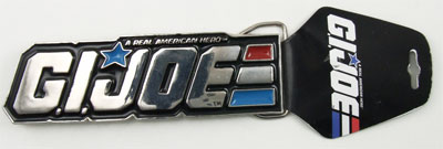 G.I. Joe Belt Buckle