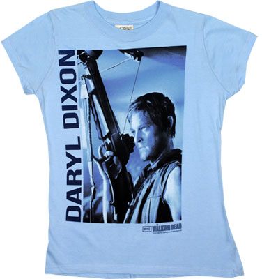 More Daryl - Sons Of Anarchy Sheer Women's T-shirt
