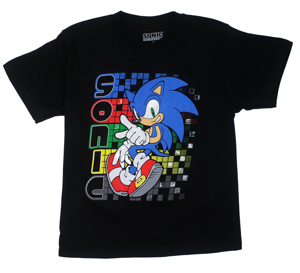 Trail Blazer - Sonic The Hedgehog Youth T-shirt