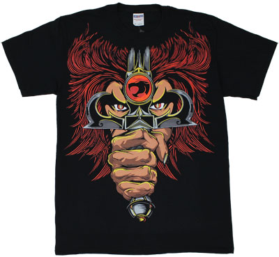 Sword Eyes - Thundercats T-shirt