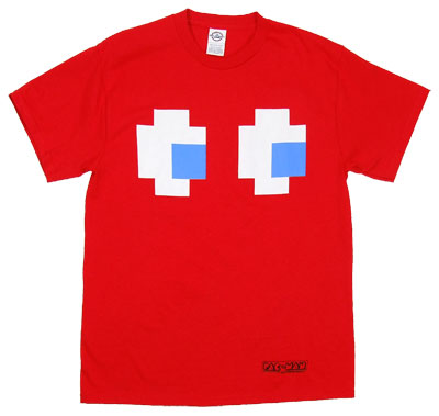Ghost Eyes - Pac-Man T-shirt