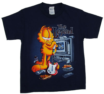 The Legend - Garfield T-shirt
