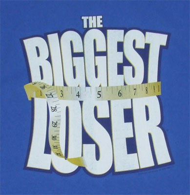 The Biggest Loser T-shirt