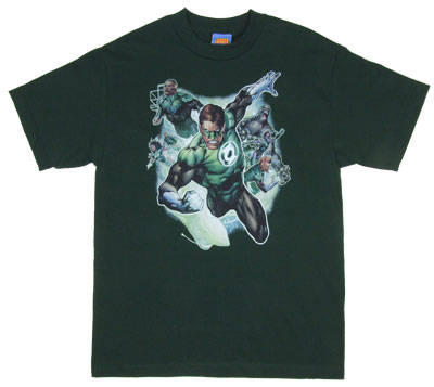 Flying Corps - Green Lantern - DC Comics T-shirt