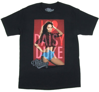 Daisy Duke - Dukes Of Hazzard T-shirt