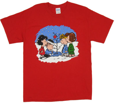 The Tree - Peanuts T-shirt